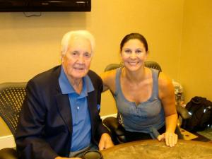 Pat Summerall and Me