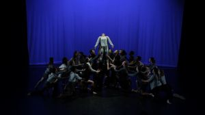 Choreography by Yoav Kaddar